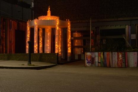 A Pavilion for the Telegraph Hill Festival